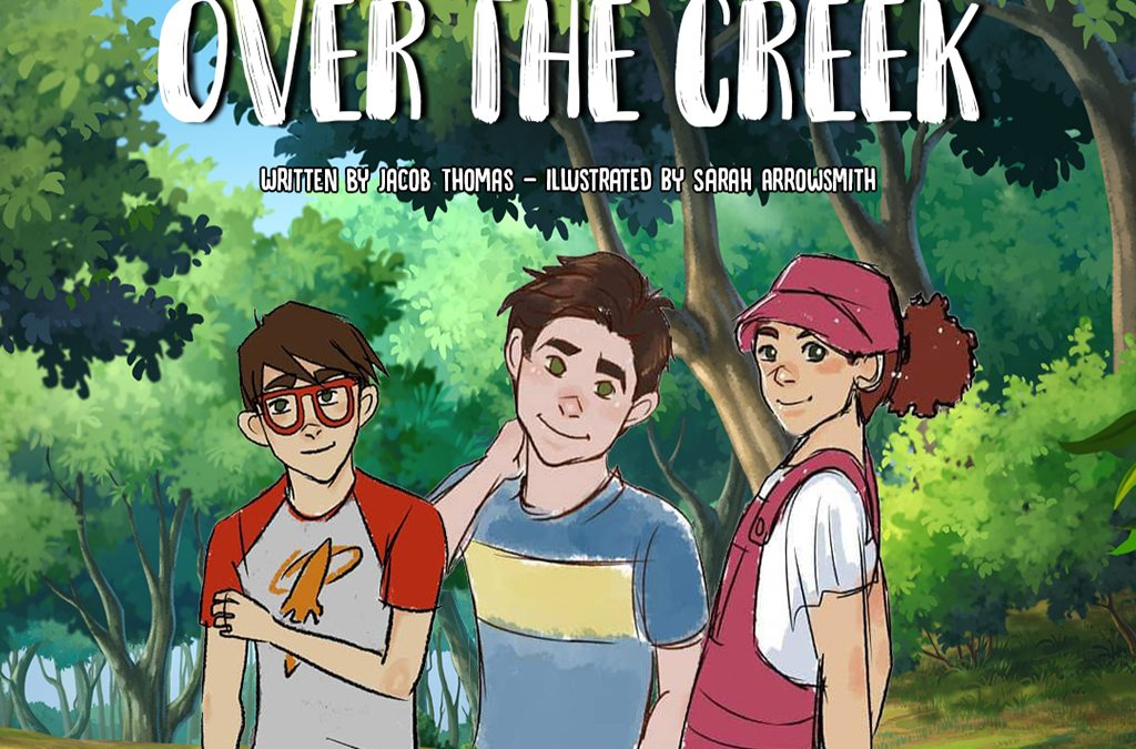 """Over The Creek"" Picture Book"
