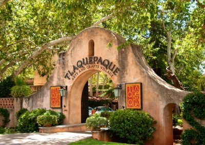 Tlaquepaque Arts & Shopping Village Sedona Arizona March 10th 2019 - Jacob Writes On