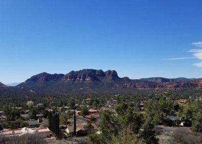 Views From Chapel of the Holy Cross 1 Sedona Arizona March 10th 2019 - Jacob Writes On