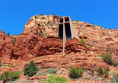 Views From Chapel of the Holy Cross 4 Sedona Arizona March 10th 2019 - Jacob Writes On